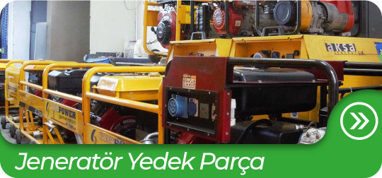 Jeneratör Yedek Parça