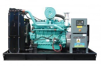 ADG 210 Doğal Gaz Jeneratör